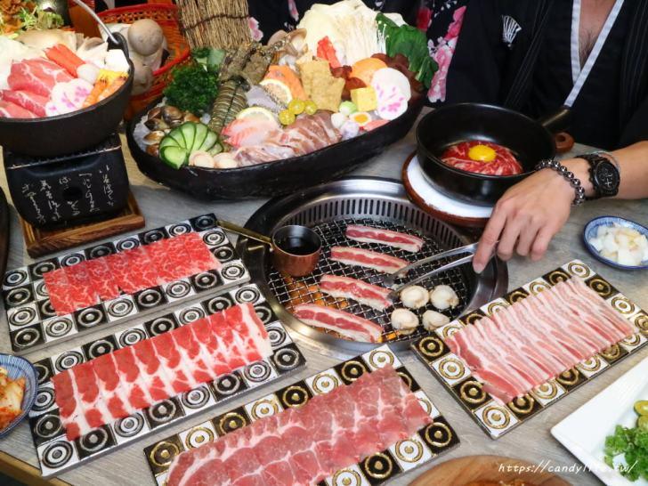 20191218012806 99 - 熱血採訪│山鯨燒肉,台中超狂龍蝦火烤兩吃來囉!海鮮區加價只要50!用餐時刻人潮多,建議要先預約!