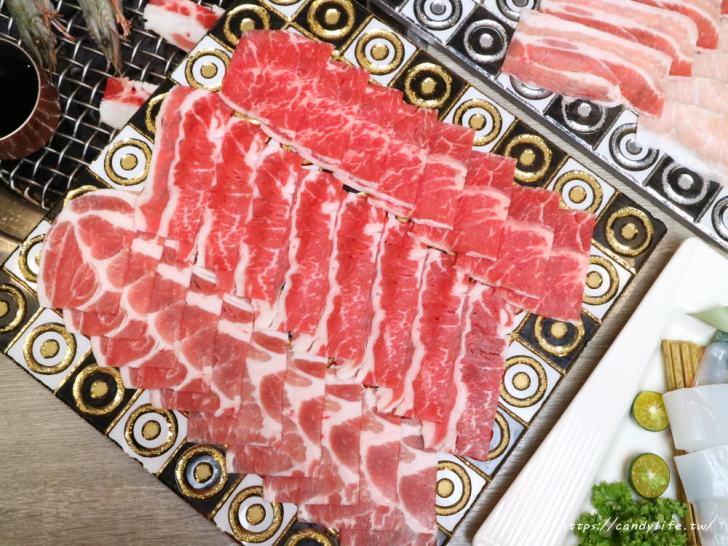 20191218012924 24 - 熱血採訪│山鯨燒肉,台中超狂龍蝦火烤兩吃來囉!海鮮區加價只要50!用餐時刻人潮多,建議要先預約!