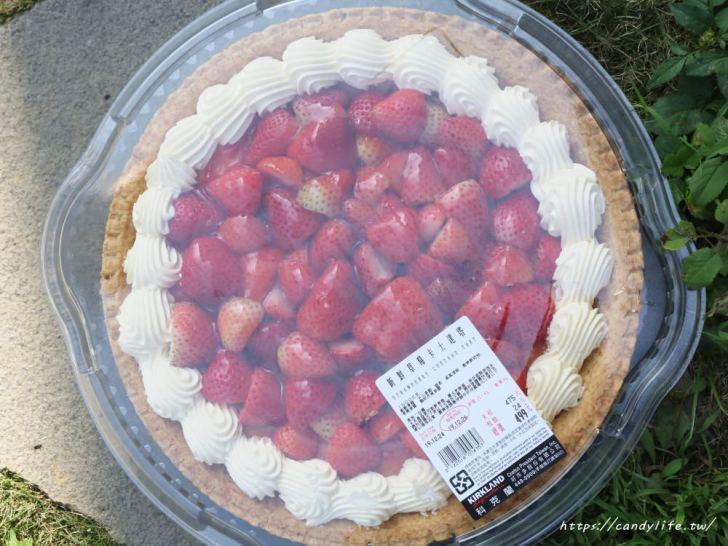 20191224141508 97 - 超狂巨無霸草莓卡士達塔,重達1.6公斤,滿滿新鮮草莓,一個只要499元!