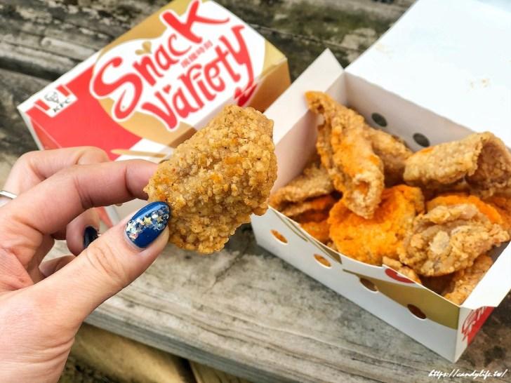 20200115123321 27 - 台灣肯德基也吃的到炸雞皮啦!台中只有這間有賣,每日限量,開賣不到一小時就賣完!