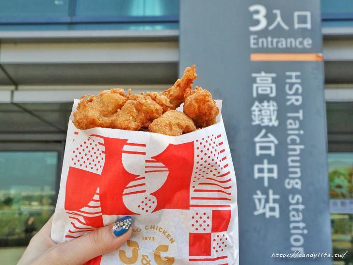 20200116165859 30 - 熱血採訪│台中高鐵站也吃的到繼光香香雞!激推麻婆豆腐飯、台嗑三塊雞套餐~