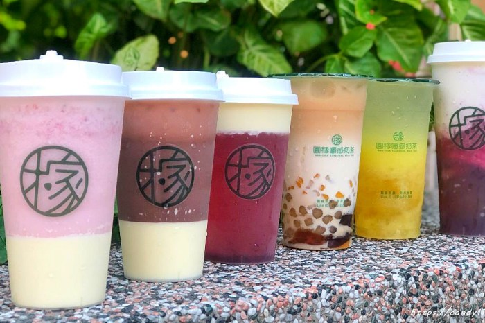 CP值大爆表的飲料就在圓稼,三種料鮮奶茶、鮮榨果汁系列只要35元!新品奶酪及奶蓋系列大受歡迎~