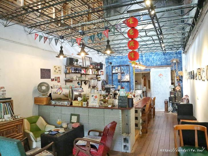 20200217115712 89 - 沒有招牌的低調老宅咖啡館,咖啡好喝,甜點也好吃,假日還有限定甜點!