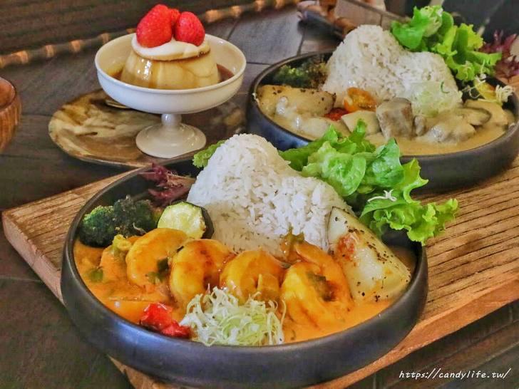 20200217123510 3 - 隱身在住宅區的特色泰式咖哩飯,價格不便宜,小山丘造型超吸睛!