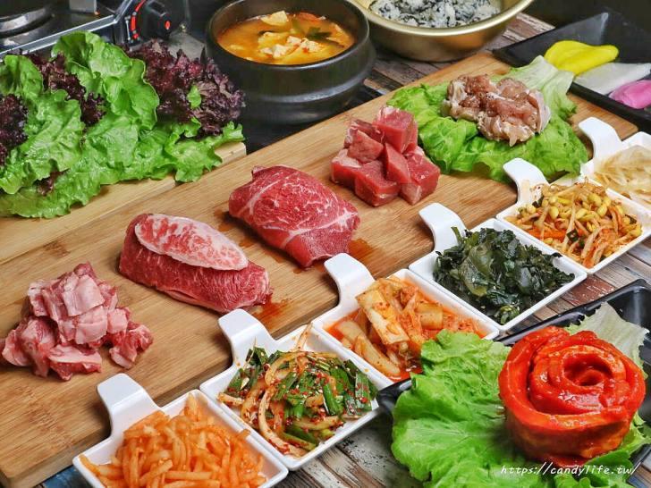20200226164101 93 - 熱血採訪│台中道地韓式烤肉,獨特吃法更美味,主打雙人套餐,老闆是韓國人哦~