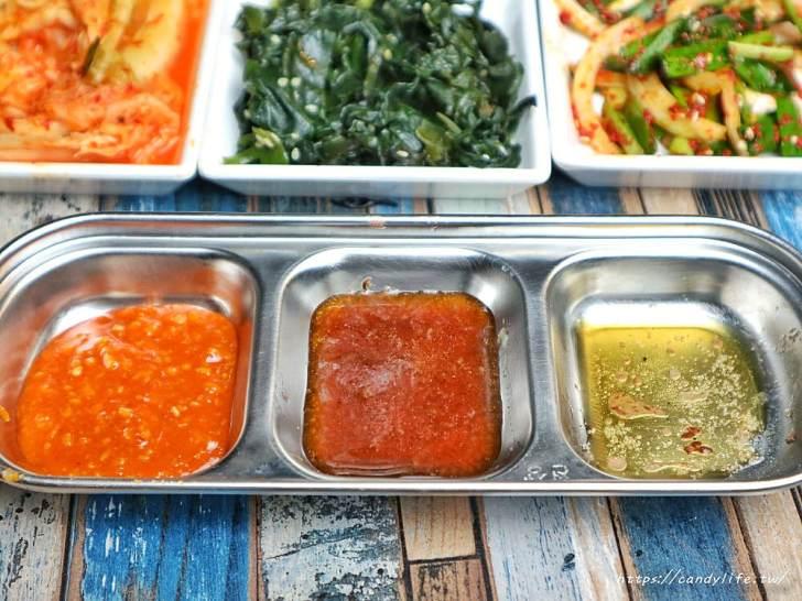 20200226164158 11 - 熱血採訪│台中道地韓式烤肉,獨特吃法更美味,主打雙人套餐,老闆是韓國人哦~