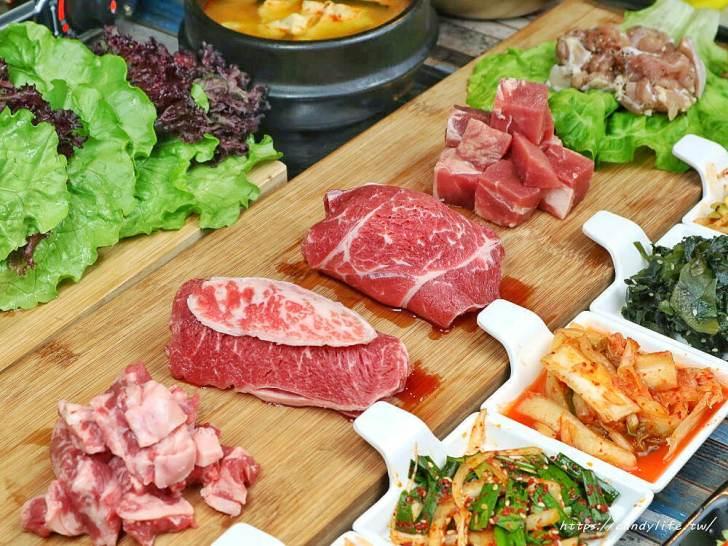 20200226164201 52 - 熱血採訪│台中道地韓式烤肉,獨特吃法更美味,主打雙人套餐,老闆是韓國人哦~