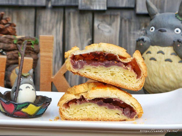 20200304160539 9 - 滿屋子都是龍貓的麵包坊,試吃給的超大方,麵包餡料滿滿,激推脆皮菠蘿,口味超多!