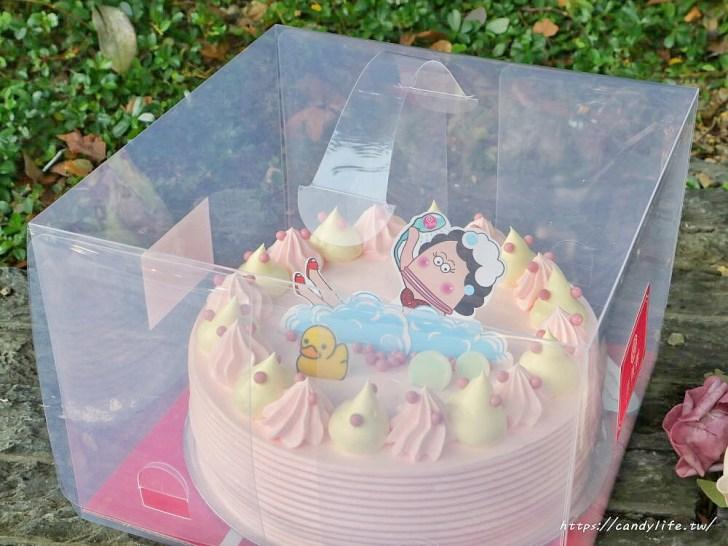 20200427133718 55 - 熱血採訪│薔薇派母親節蛋糕一次綜合五種口味,預購超多好康,還有買一送一就是狂!