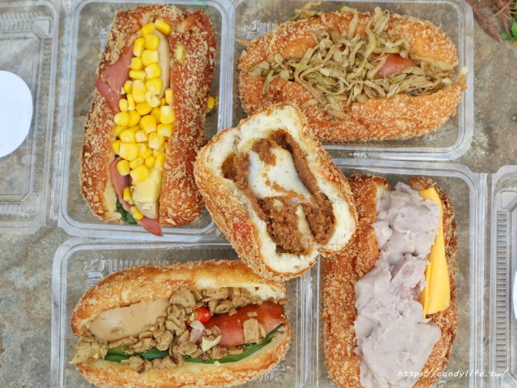 20200722145431 54 - 台中銅板美食,沒預訂吃不到的茶奶奶手作點心,古早味營養三明治,建議一開店就來搶!