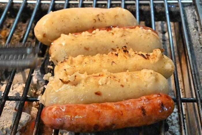 Q媽咪大腸包小腸│大腸包鹹豬肉台中也吃的到,還有超狂鹹豬肉香腸米腸餐盒,料超多,每日限量販售!