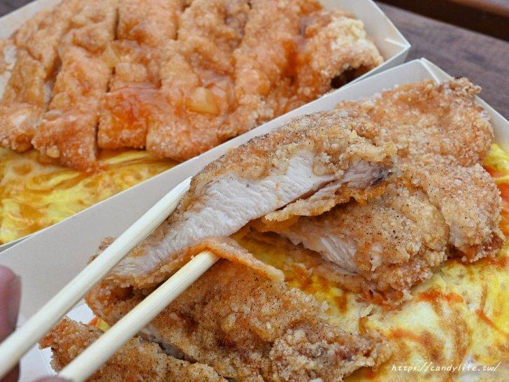 20200827105811 31 - 台中爆紅雞排蛋包飯在這裡,份量超多只要銅板價,想吃至少等半小時!