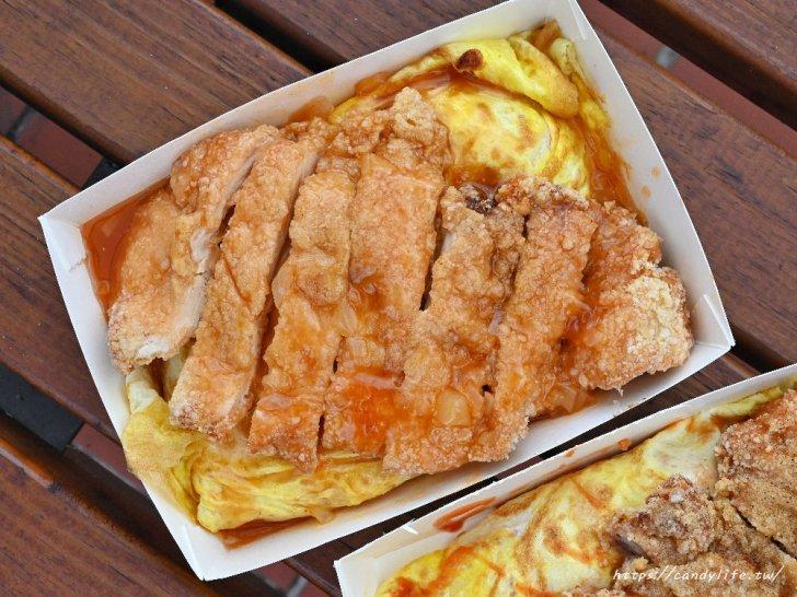 20200827105813 8 - 台中爆紅雞排蛋包飯在這裡,份量超多只要銅板價,想吃至少等半小時!