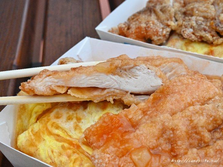 20200827105813 85 - 台中爆紅雞排蛋包飯在這裡,份量超多只要銅板價,想吃至少等半小時!