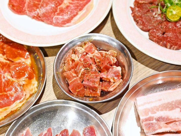 20201205024446 91 - 熱血採訪|台中韓國烤肉吃到飽平日5人同行打8折!滿千在送菲力牛排券