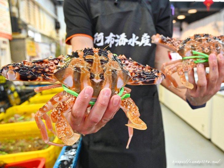 20210109123242 75 - 熱血採訪│想到海鮮就來阿布潘,從活體海鮮、壽司生魚片到熟食烤物應有盡有,人潮爆多快來搶鮮搶便宜