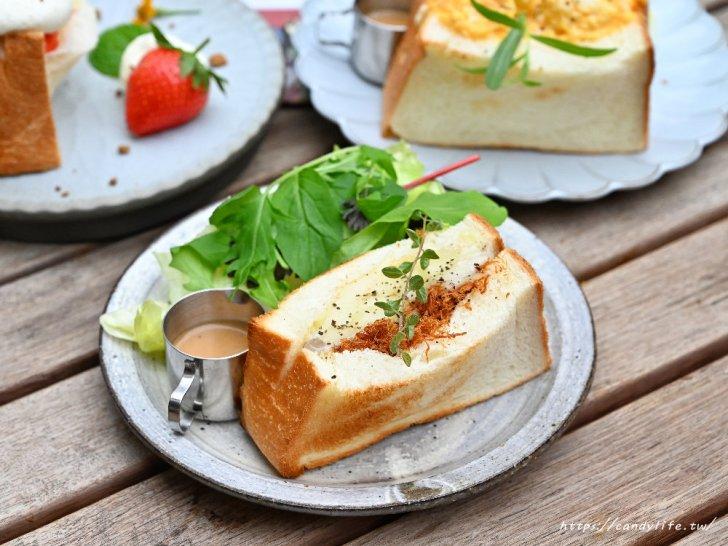 20210301232056 15 - 台中老宅早午餐,自製生吐司三明治,激推大湖草莓生乳三明治,每日限量超搶手!