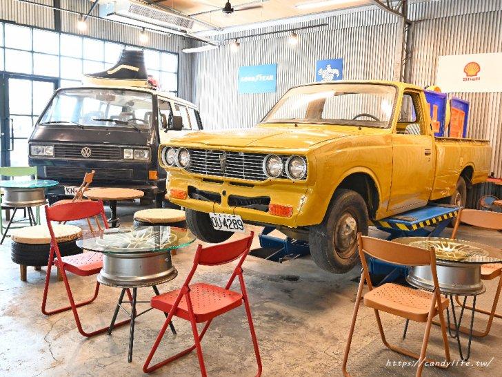 20210315102128 93 - 熱血採訪|開在修車廠裡的雞蛋糕店,裝潢超好拍,也是間寵物友善餐廳