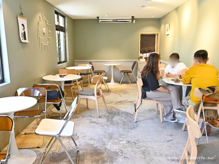 20210316220559 32 - 彰化田中人氣咖啡在台中,純白色系裝潢好好拍,咖啡好喝,生乳酪只要銅板價!