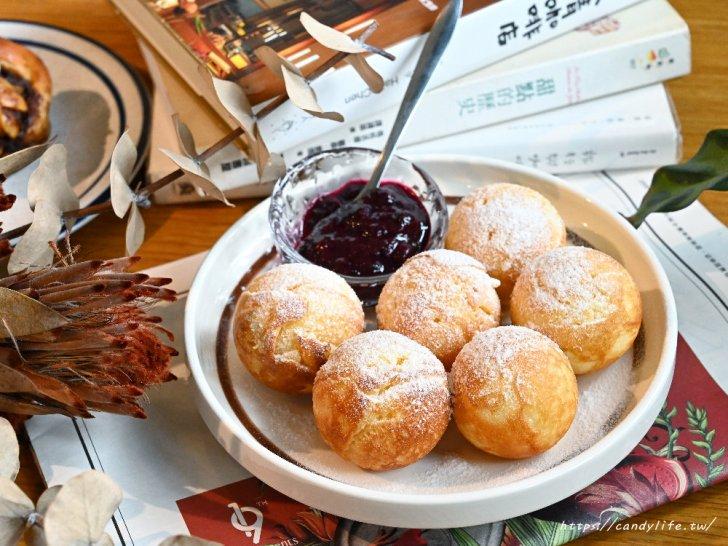 20210509142056 55 - 台中咖啡館推薦,近台中柳川水岸,不只咖啡好喝,還有超可愛的鬆餅球~