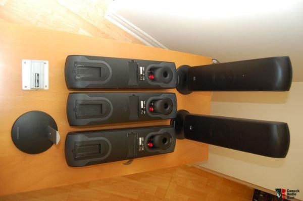 5 B&W VM1 Speakers (Black) Photo #197583 - Canuck Audio Mart