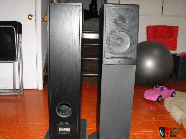 Speakers Rs4 Specs Infinity