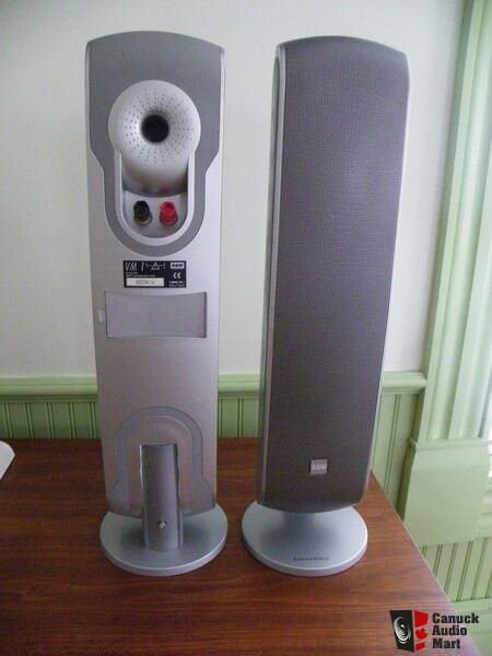 B&W VM1 speakers ( set of 5 ) New Price Photo #270310 ...