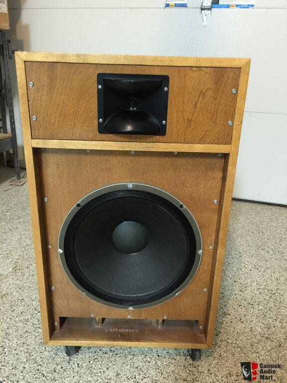 Vintage Electrovoice Speakers Mature Milf