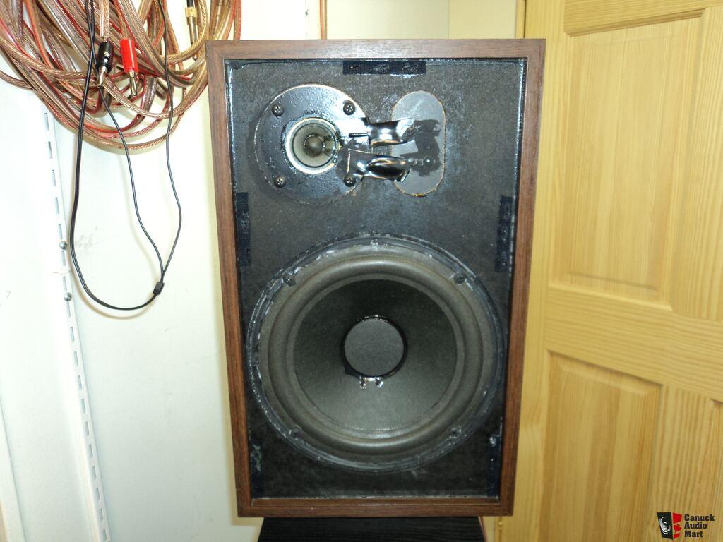 Speaker Parts Acoustic Research