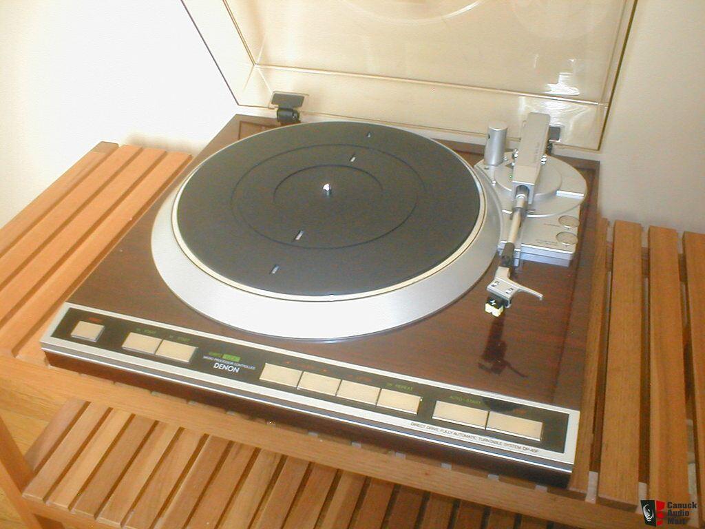 Vintage Marantz Turntables