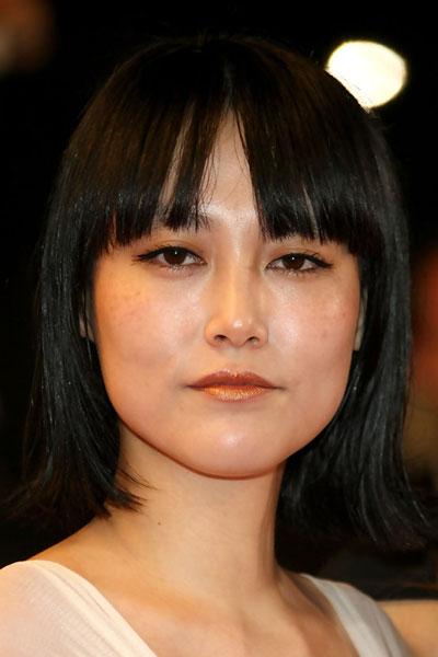 Rinko Kikuchi Hairstyles