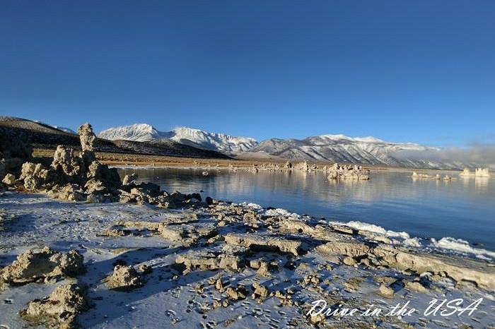 美西自駕景點|人間仙境Mono Lake。體驗零下17度腳快截肢的美景