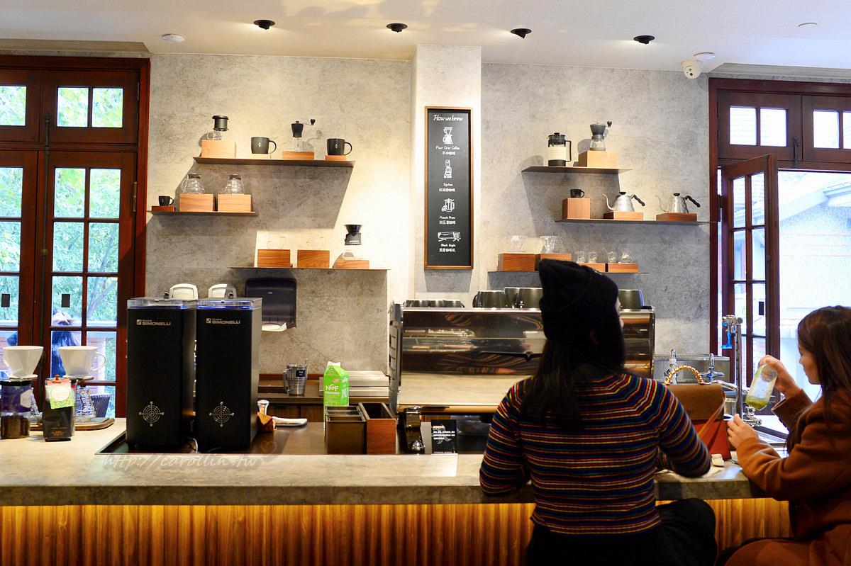 上海思南路咖啡店 星巴克臻選咖啡實驗室 Starbucks Reserve Coffee Lab - 卡琳。摸魚兒趣