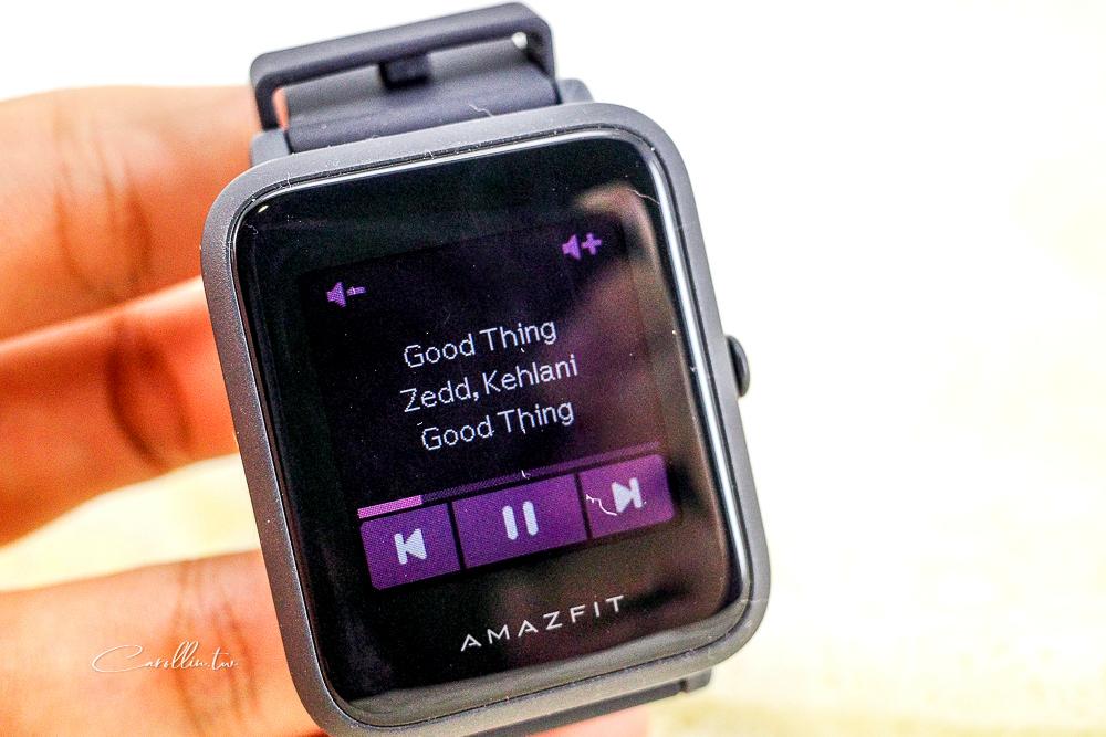 華米智能手錶 Amazfit Bip S 開箱心得評價 米動手錶青春版2 防水續行長效 - 卡琳。摸魚兒趣