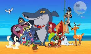 Zig Sharko Cartoon Goodies And Videos