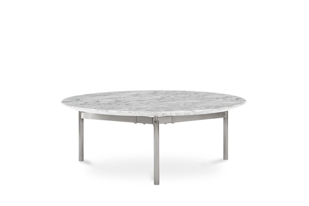 omega marble coffee table