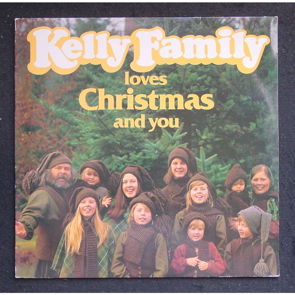 Loves Christmas And You By Kelly Family LP With Themroc Ref116142509