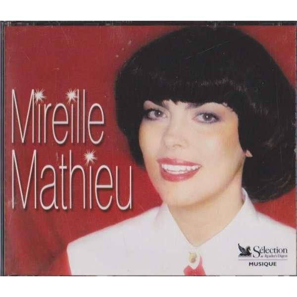 Sélection readers digest - Mireille Mathieu - ( CD3枚 ...