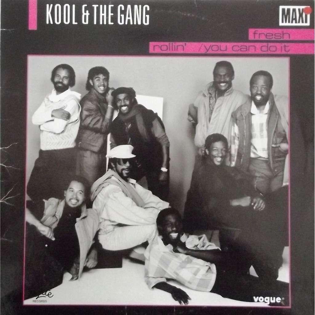 Kool And Gang Fresh