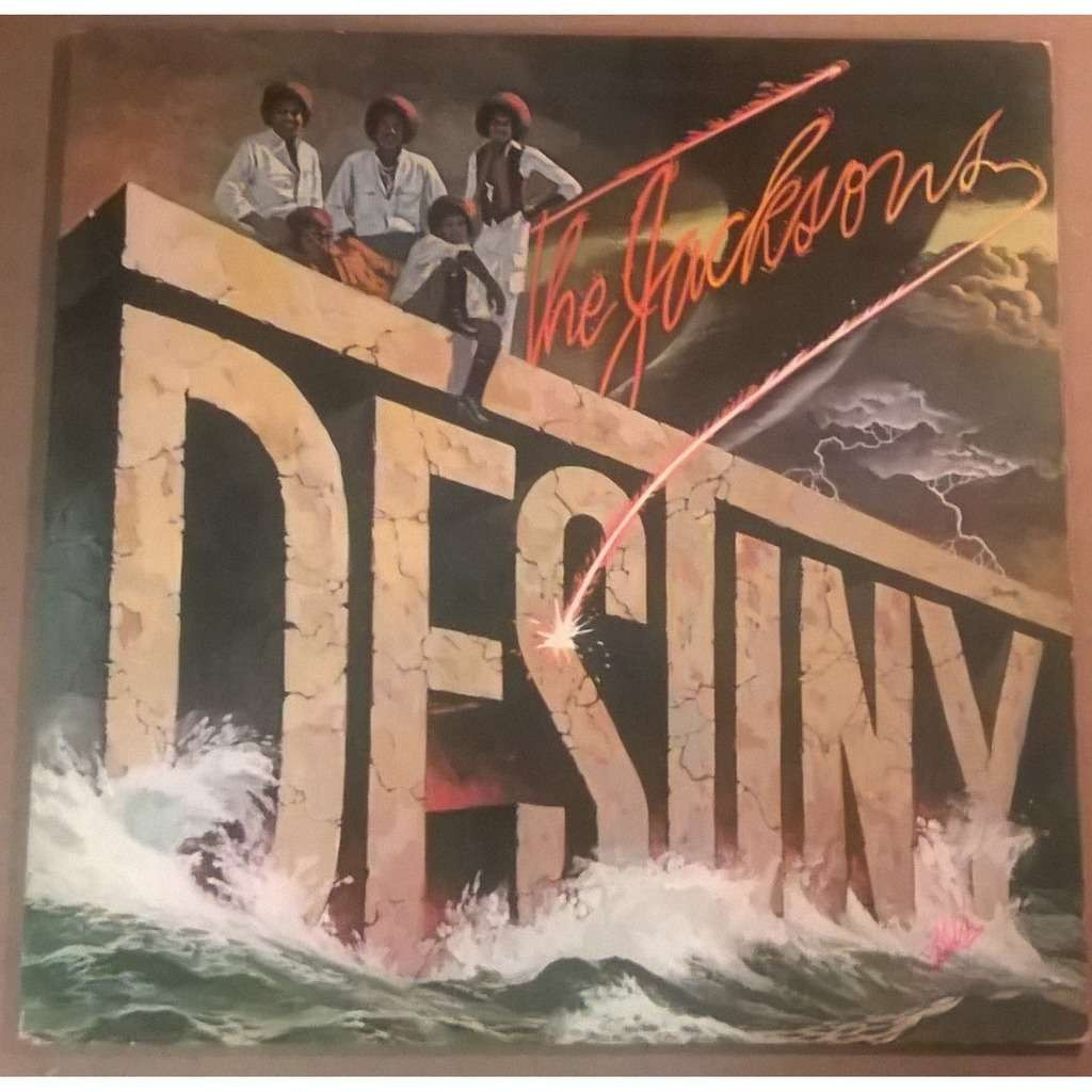 Destiny By The Jacksons LP Gatefold With Captaindiggin Ref118969557