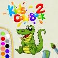 Niños Color De Libro 2
