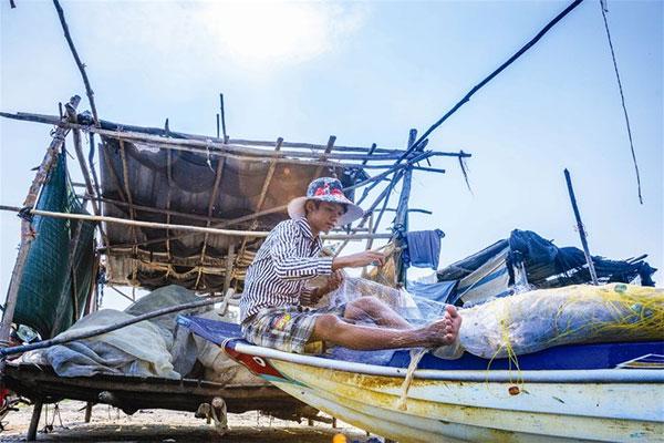 Dau Tieng Lake, Saigon River, supply water, agricultural production, Vietnam economy, Vietnamnet bridge, English news about Vietnam, Vietnam news, news about Vietnam, English news, Vietnamnet news, latest news on Vietnam, Vietnam