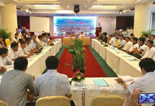 Conference spotlights recovery of central marine ecology, Vietnam environment, climate change in Vietnam, Vietnam weather, Vietnam climate, pollution in Vietnam, environmental news, sci-tech news, vietnamnet bridge, english news, Vietnam news, news Vietna
