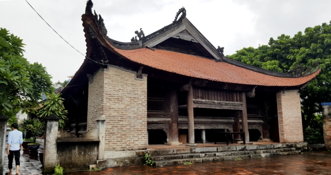 The temple with 400 dragons in Hai Phong, entertainment events, entertainment news, entertainment activities, what's on, Vietnam culture, Vietnam tradition, vn news, Vietnam beauty, news Vietnam, Vietnam news, Vietnam net news, vietnamnet news, vietnamnet