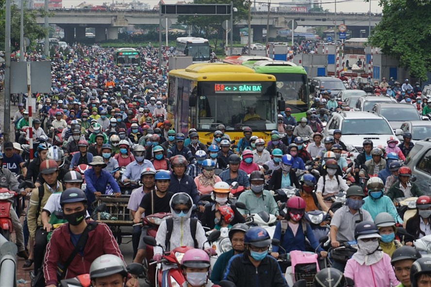 HCM City faces population pressure, social news, vietnamnet bridge, english news, Vietnam news, news Vietnam, vietnamnet news, Vietnam net news, Vietnam latest news, vn news, Vietnam breaking news