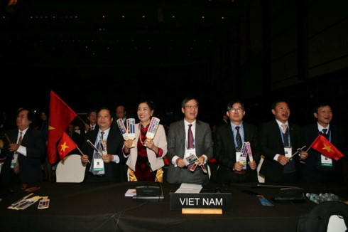 Bai choi enters UNESCO's heritage list, entertainment events, entertainment news, entertainment activities, what's on, Vietnam culture, Vietnam tradition, vn news, Vietnam beauty, news Vietnam, Vietnam news, Vietnam net news, vietnamnet news, vietnamnet