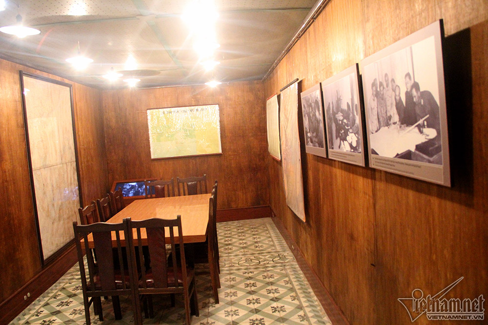 Thang Long Citadel bunker opened to the public,  travel news, Vietnam guide, Vietnam airlines, Vietnam tour, tour Vietnam, Hanoi, ho chi minh city, Saigon, travelling to Vietnam, Vietnam travelling, Vietnam travel, vn news