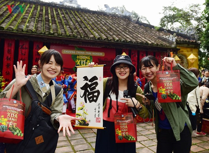 Hark back to royal days with Tet at Hue Imperial Palace, entertainment events, entertainment news, entertainment activities, what's on, Vietnam culture, Vietnam tradition, vn news, Vietnam beauty, news Vietnam, Vietnam news, Vietnam net news, vietnamnet