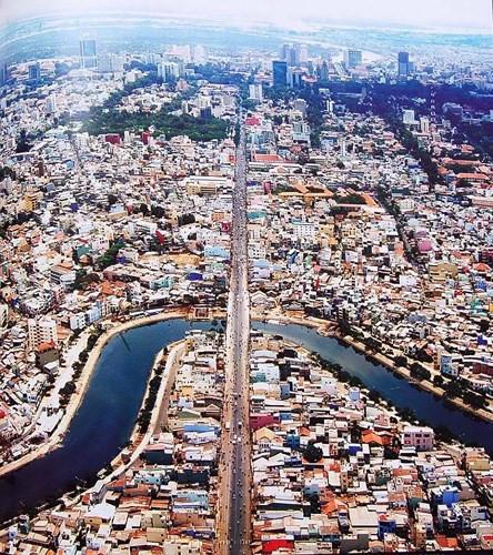 Saigon - Then and Now, social news, vietnamnet bridge, english news, Vietnam news, news Vietnam, vietnamnet news, Vietnam net news, Vietnam latest news, vn news, Vietnam breaking news