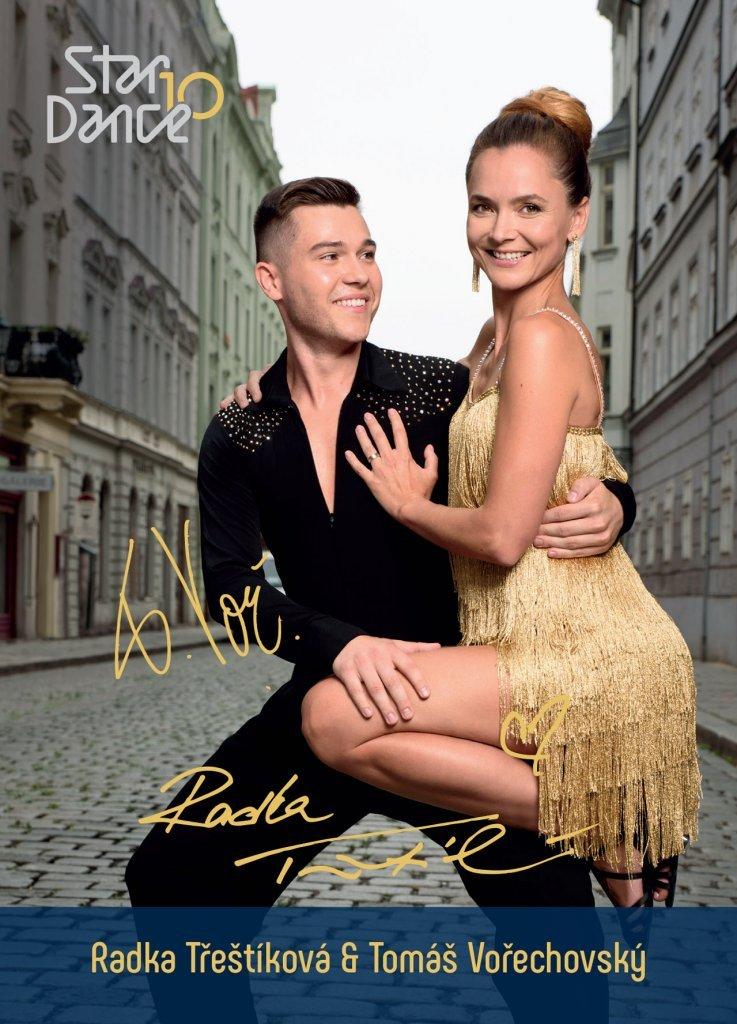Menu cart · star dance shop. Taneční páry: Radka TÅ™eÅ¡tíková a Tomáš VoÅ™echovský